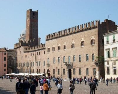 Mantua Italia