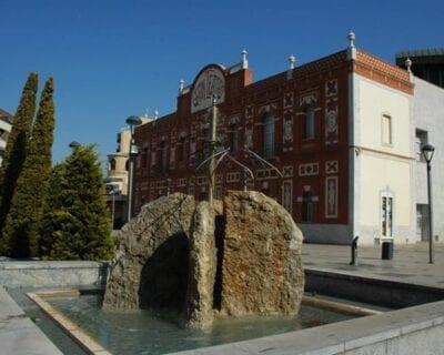 Manzanares España