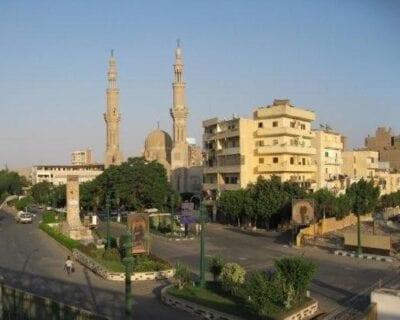 Menia Egipto