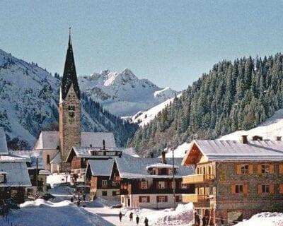 Mittelberg Austria