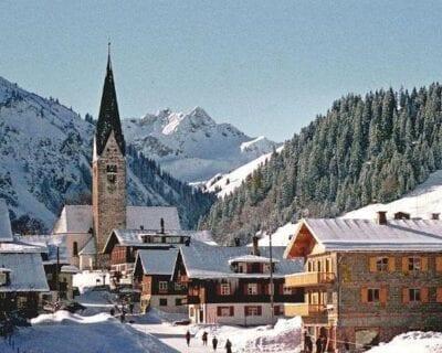 Mittersill Austria