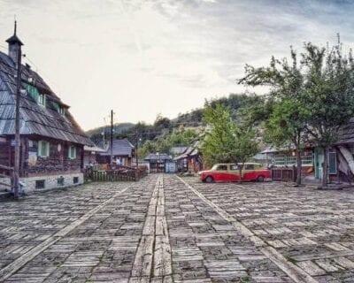 Mokra Gora Serbia