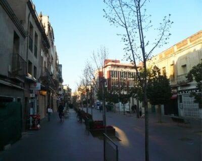 Moncada y Reixach España