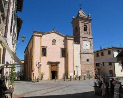 Montaione Italia