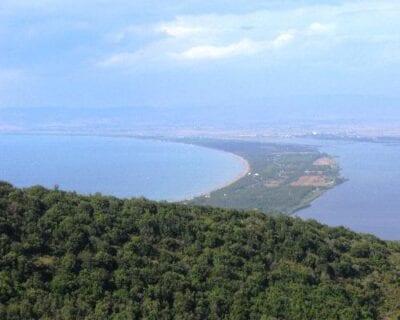 Monte Argentario Italia