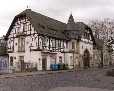 Oberursel Alemania