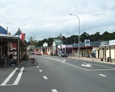 Ohakune Nueva Zelanda