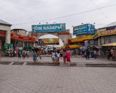 Osh Kirguizistán