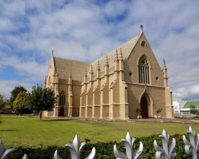 Oudtshoorn República de Sudáfrica