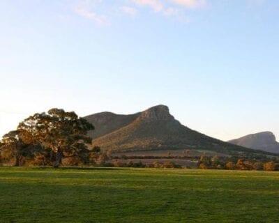 Parque nacional de los Montes Grampianos Australia