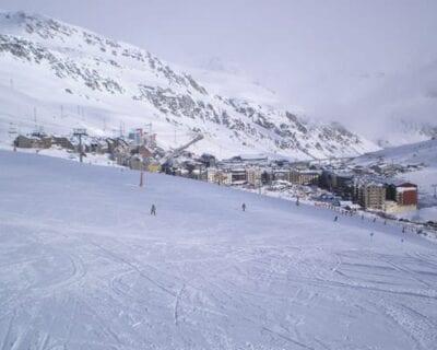 Pas de la Casa Andorra