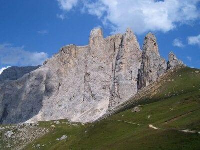 Passo di Sella Italia