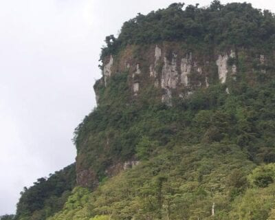 Peñas Blancas Costa Rica