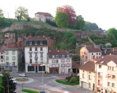 Épinal Francia