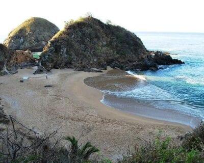 Playa Bluff Panamá
