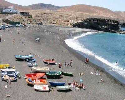 Playa de Esquinzo, Fuerteventura España