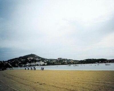Playa de Talamanca, Ibiza España