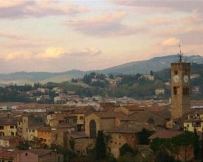 Poggibonsi Italia