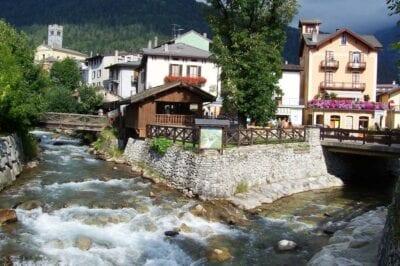 Ponte di Legno Italia