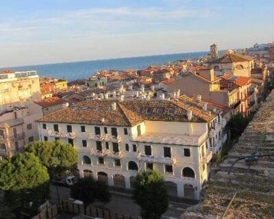 Porto Recanati Italia