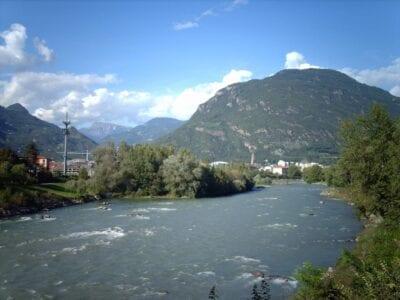Prato allo Stelvio Italia