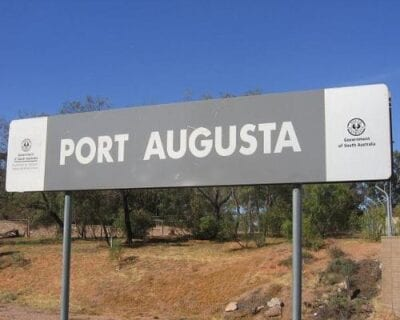 Puerto Augusta Australia