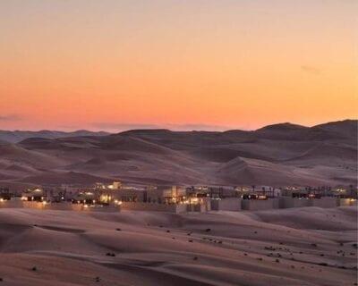 Qasr Al Sarab Emiratos Árabes Unidos