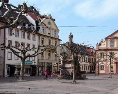 Rastatt Alemania
