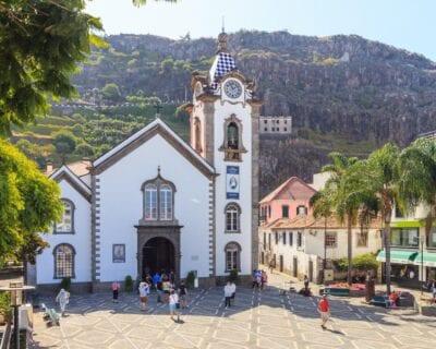 Ribeira Brava Portugal