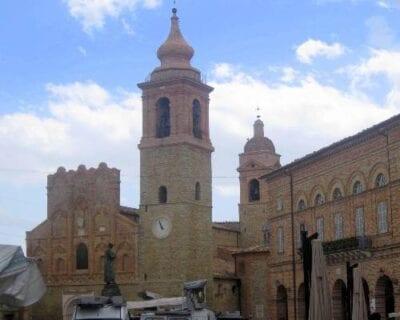 San Ginesio Italia