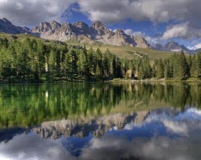 San Pellegrino Pass Italia