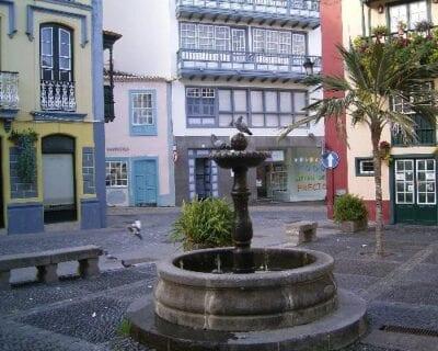 Santa Cruz de La Palma España