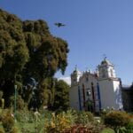 Santa Maria del Tule México