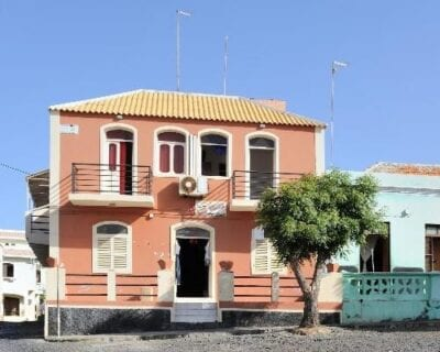Sao Filipe Cabo Verde