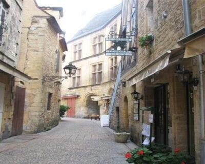 Sarlat-la-caneda Francia