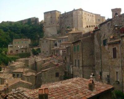 Sorano Italia