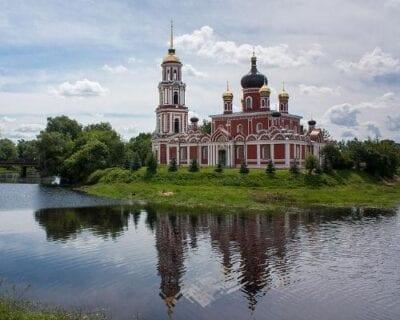 Staraya Rusia