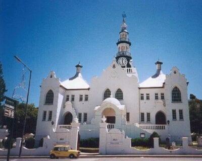 Swellendam República de Sudáfrica