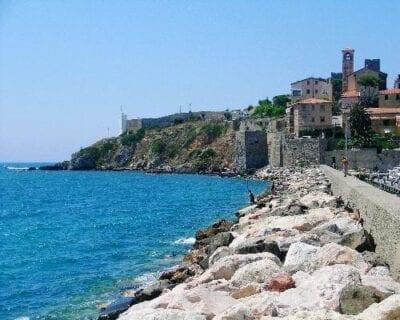Talamone Italia