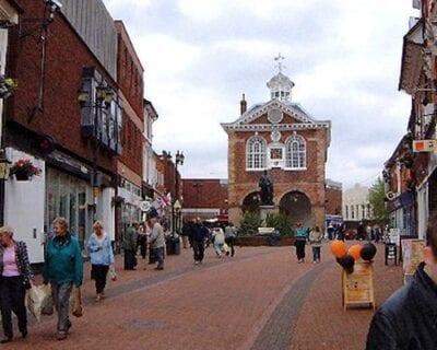 Tamworth Reino Unido