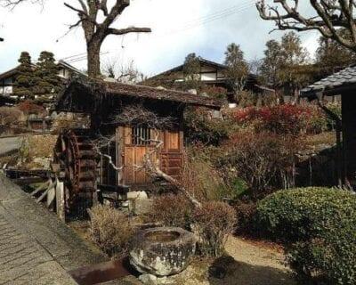 Tsumago Japón