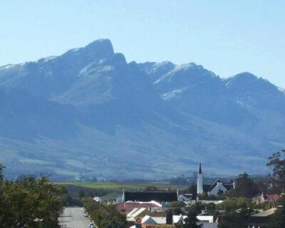 Tulbagh República de Sudáfrica