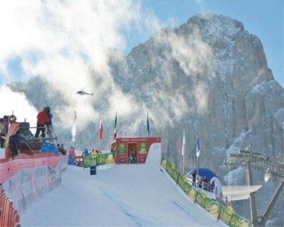 Val di Gardena Italia