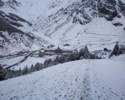 Vall de Nuria España