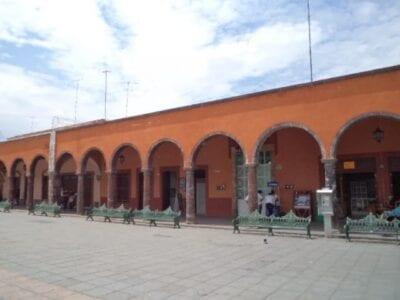 Valle de Santiago México