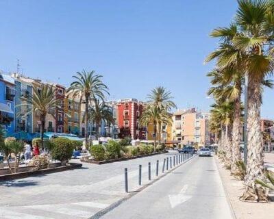 Villajoyosa España
