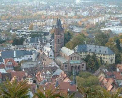 Weinheim Alemania