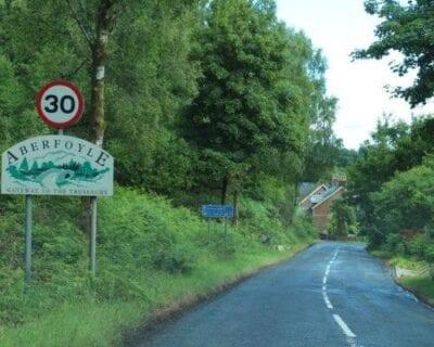 Aberfoyle Reino Unido