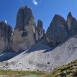 Alba di Canazei Italia
