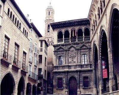 Alcañiz España